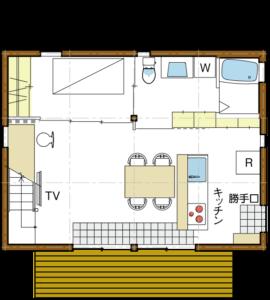 リフィル案03平面図
