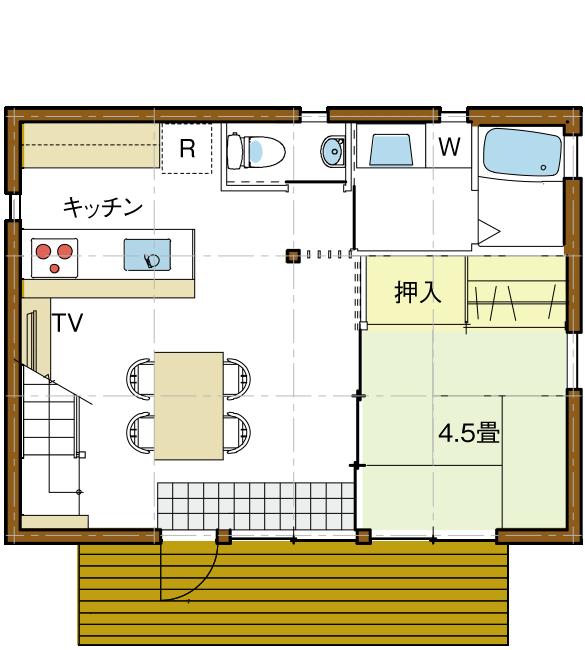 リフィル案04平面図