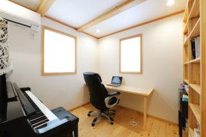 The 木の家 個室