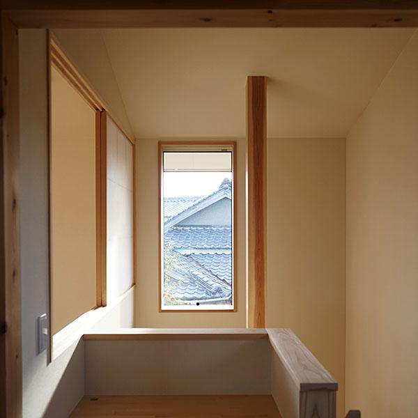木楽舎びおハウスH_窓からの景色